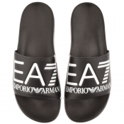 Product Image for EA7 Emporio Armani Visibility Sliders Black